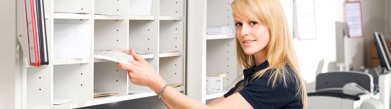 Rhenus Office Systems Mailroom Services