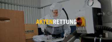 Rhenus Office Systems AT - Aktenrettung