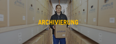 Rhenus Office Systems AT - Archivierung
